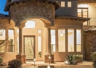 Pre Foreclosure in Mesa 85207 N 82ND WAY - Property ID: 1291617449