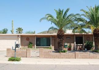 Pre Foreclosure in Tucson 85746 W UTAH ST - Property ID: 1291627528