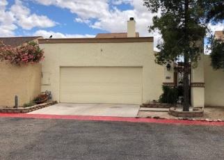 Pre Foreclosure in Tucson 85746 S PLACITA COLOTLAN - Property ID: 1291638473