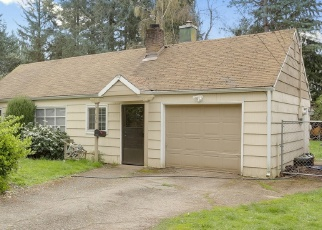 Pre Foreclosure in Gresham 97030 SE ASH ST - Property ID: 1291935868