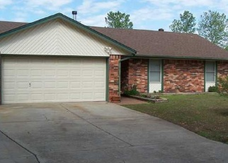 Pre Foreclosure in Choctaw 73020 PARK LN - Property ID: 1291953371