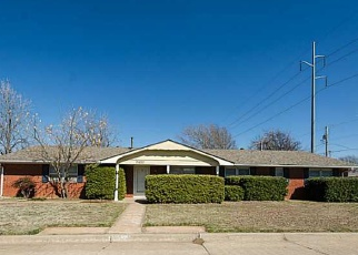 Pre Foreclosure in Edmond 73013 MARSHALL DR - Property ID: 1291968258