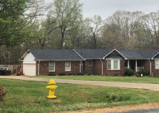 Pre Foreclosure in Monroe 28110 FOXWORTH DR - Property ID: 1292145202