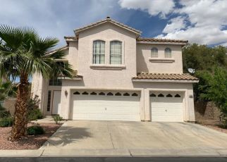 Pre Foreclosure in Henderson 89074 LANDING BAY AVE - Property ID: 1292257327