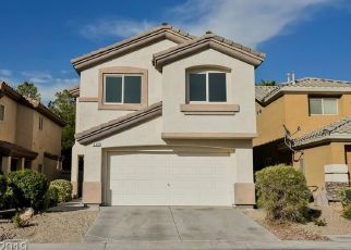 Pre Foreclosure in Las Vegas 89148 WICKED WEDGE WAY - Property ID: 1292261718