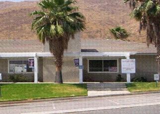 Pre Foreclosure in Riverside 92509 QUARTZ CANYON RD SPC 106 - Property ID: 1292294559