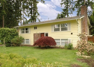 Pre Foreclosure in Bellevue 98007 146TH PL SE - Property ID: 1292582754