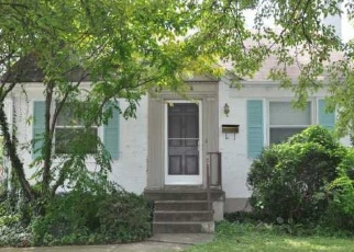 Pre Foreclosure in Louisville 40214 CHRISTOPHER PL - Property ID: 1292607262
