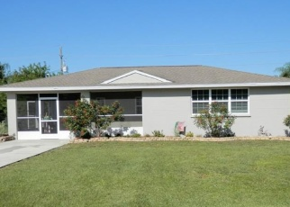 Pre Foreclosure in Punta Gorda 33950 LARKSPUR DR - Property ID: 1292885832