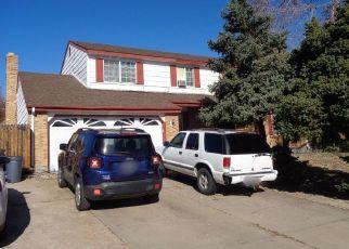 Pre Foreclosure in Aurora 80014 E EVANS AVE - Property ID: 1293061450