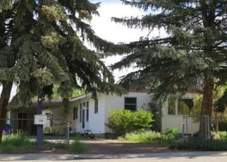 Pre Foreclosure in Cedaredge 81413 W MAIN ST - Property ID: 1293067138