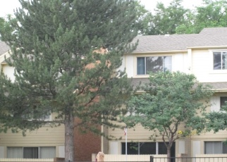 Pre Foreclosure in Boulder 80303 COLORADO AVE - Property ID: 1293073724