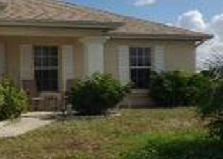 Pre Foreclosure in Cape Coral 33993 NW 2ND PL - Property ID: 1293101752
