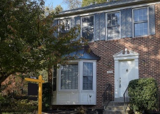 Pre Foreclosure in Odenton 21113 CANTEEN CIR - Property ID: 1293273882