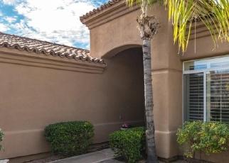 Pre Foreclosure in Scottsdale 85255 E PRINCESS DR - Property ID: 1293301913