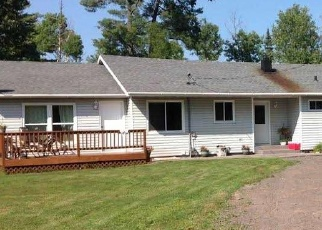 Pre Foreclosure in Iron River 54847 KAUKAMO RD - Property ID: 1293370666