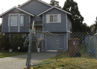 Pre Foreclosure in Tacoma 98409 S GOVE ST - Property ID: 1293422340