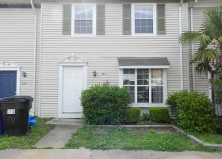 Pre Foreclosure in Virginia Beach 23462 HARRIER ST - Property ID: 1293455179