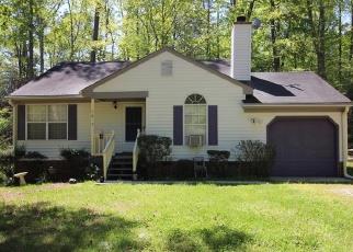 Pre Foreclosure in Williamsburg 23188 FOX RUN - Property ID: 1293532268