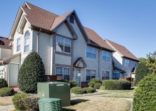 Pre Foreclosure in Portsmouth 23703 OCCOQUAN RIVER REACH - Property ID: 1293545862