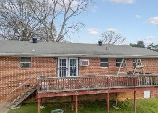Pre Foreclosure in Chattanooga 37416 OAKWOOD DR - Property ID: 1293720604