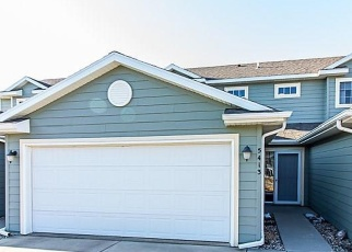 Pre Foreclosure in Sioux Falls 57107 W OAKCREST PL - Property ID: 1293800310