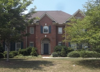 Pre Foreclosure in Matthews 28105 MARBLEBROOK DR - Property ID: 1293890537