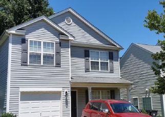 Pre Foreclosure in Charlotte 28208 SHAD CT - Property ID: 1293960168