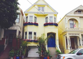 Pre Foreclosure in San Francisco 94117 COLE ST - Property ID: 1294030692