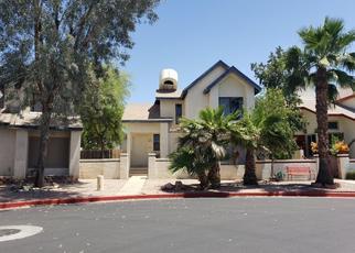 Pre Foreclosure in Mesa 85203 N HORNE - Property ID: 1294142817