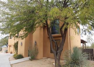Pre Foreclosure in Vail 85641 S PLACITA DE LA BONDAD - Property ID: 1294154187