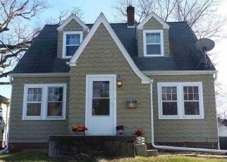 Pre Foreclosure in Peoria 61603 E MELBOURNE AVE - Property ID: 1294297861