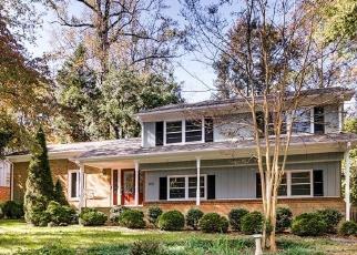 Pre Foreclosure in Greensboro 27410 WINVIEW DR - Property ID: 1294950435