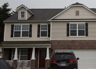 Pre Foreclosure in Whitsett 27377 STICKLEY CT - Property ID: 1294991157