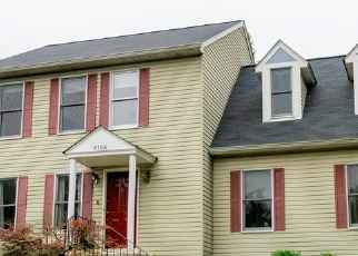 Pre Foreclosure in Hanover 21076 ADCOCK LN - Property ID: 1295580235