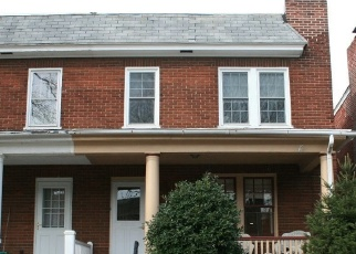 Pre Foreclosure in Lancaster 17603 3RD ST - Property ID: 1295708567