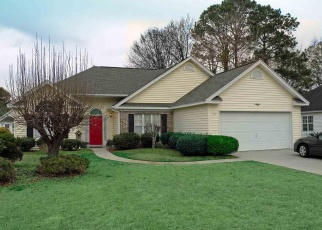 Pre Foreclosure in Myrtle Beach 29575 SOUTHWOOD DR - Property ID: 1296185970
