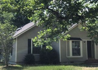 Pre Foreclosure in Tifton 31794 CENTRAL AVE N - Property ID: 1296257790