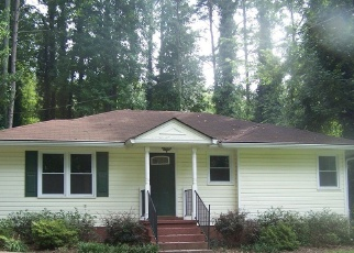 Pre Foreclosure in Marietta 30062 DOT ST - Property ID: 1296270936
