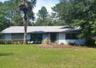 Pre Foreclosure in Hernando 34442 N INDIANHEAD RD - Property ID: 1296383929