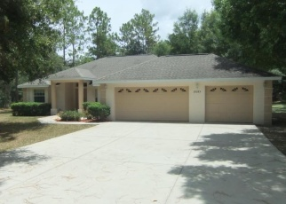 Pre Foreclosure in Dunnellon 34431 SW 86TH LOOP - Property ID: 1296464958