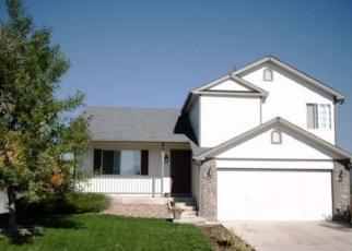 Pre Foreclosure in Henderson 80640 E 115TH AVE - Property ID: 1296585391