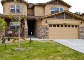 Pre Foreclosure in Aurora 80016 E BRIARWOOD AVE - Property ID: 1296596786