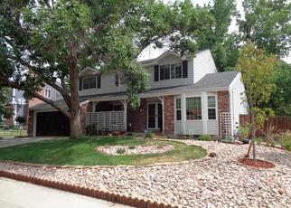 Pre Foreclosure in Aurora 80015 S SEDALIA ST - Property ID: 1296609480