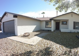 Pre Foreclosure in Scottsdale 85254 E JANICE WAY - Property ID: 1297043961