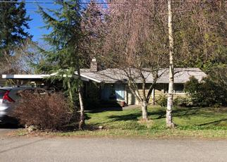 Pre Foreclosure in Medina 98039 78TH AVE NE - Property ID: 1297274768