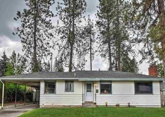 Pre Foreclosure in Spokane 99208 W HOUSTON AVE - Property ID: 1297283969
