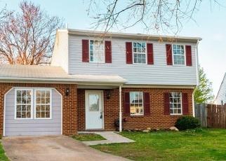 Pre Foreclosure in Virginia Beach 23464 RICHWOOD CT - Property ID: 1297325115