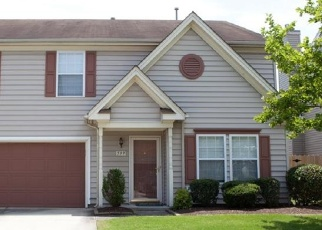 Pre Foreclosure in Chesapeake 23320 KINGS GATE - Property ID: 1297352731
