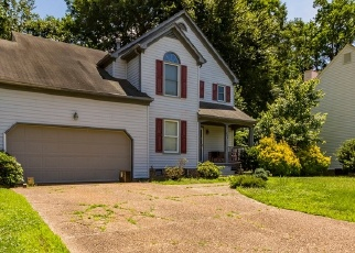 Pre Foreclosure in Newport News 23602 SADDLE DR - Property ID: 1297456969